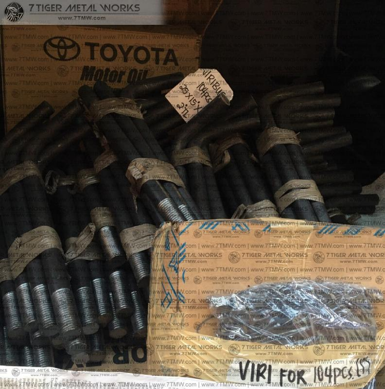 Pick up of Fastener bolt delivered by Lalamove to Catmon Malabon