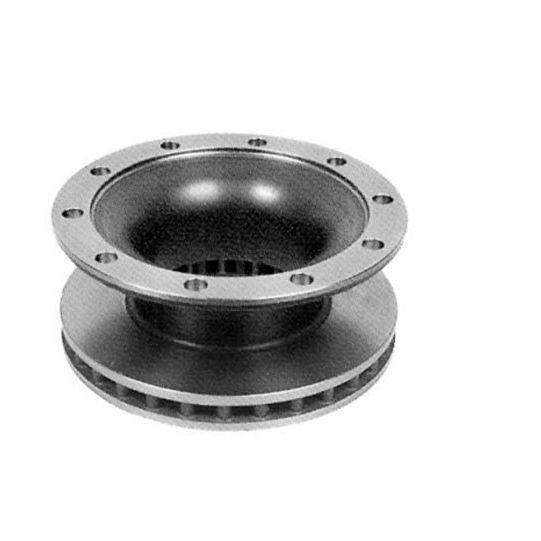 Round Steel Hub