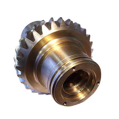Bronze toothed lead nut Bevel Gear